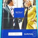 ►Wall Street◄ ENG 8856 หนังสือเรียนสถาบัน Wall Street ภาษาอังกฤษ Survival 3 มีโจทย์ภาษาอังกฤษหลากหลายรูปแบบ เช่น Grammar,Vocab, Writing ,Conversation , เลือกคำศัพท์แล้วนำมาเติม, โยงเส้น, มี Skill Practise ที่น่าสนใจหลายแบบฝึกหัด จดครบทั้งเล่ม หนังสือพิมพ์