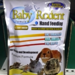 Baby Rodent Formula 120 g.