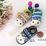 รองเท้าเด็กเล็กลายกระต่าย