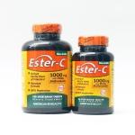 ** พร้อมส่ง ** วิตามิน C American Health Ester-C : Vitamin C 1000 mg. พร้อมส่ง ฟรี EMS