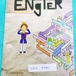 ►สอบเข้าเตรียมอุดม◄ ENG 5355 Engter หนังสือสรุปแกรมม่าวิชาภาษาอังกฤษเพื่อสอบเข้า ม.4 จัดทำโดยนักเรียนรุ่นพี่เตรียมอุดมศึกษา ในหนังสือมีเทคนิคลัดในการทำข้อสอบครบุทก Part และมีเน้นจุดที่ต้องระวังเป็นพิเศษ ด้านหลังมีโจทย์แบบฝึกหัด พร้อมเฉลยละเอียดครบทุกข้อ ห