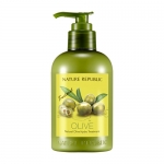 Preorder Nature Republic Natural Olive Hydro Treatment 310ml 자연의 올리브 하이드로 트리트먼트 12000won