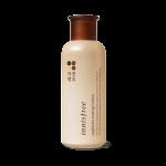 Preorder Innisfree Soybean Energy Skin 200ml 자연발효 에너지 스킨 23000won โทนเนอร์ที่มีสารสกัดจากถั่วเชจูหมักเข้มข้นสูงทำให้ผิวกระชับขึ้น ถั่วพื้นเมืองเชจูหมักเข้มข้นได้เข้าสู่ขั้นตอนการสกัดอย่างละเอียดสี่ขั้น ทำให้ผิวมีความแน่นเพื่อผลลัพธ์ที่กระชับ และแข็งแรง