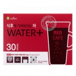 Pre Order / Osulloc Osulloc Water + Red Cafe 30 sachets