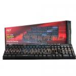 USB Multi Keyboard OKER (KB-S7) Black