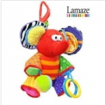โมบาย Lamaze ช้างแดง