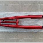ตะเกียบหน้า FR80-N สีแดงบรอนซ์