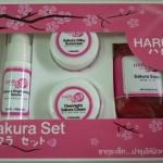 Haru S3 Sakura Set ฮารุ เอส3 ซากุระเซ็ท Anti Acne& Whitening