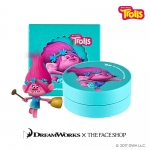 Preorder The Face Shop Trolls Oil clear oil paper powder 12g 오일 클리어 기름종이 파우더_트롤 에디션 11000won