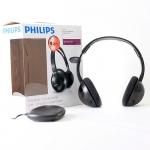 "HeadSet Wireless ""Philips"" (SHC1300) Black"