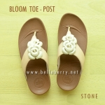 **พร้อมส่ง** FitFlop BLOOM : Stone : Size US 6 / EU 37