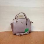 กระเป๋า Prada   มาใหม่ ทรงสวยเก๋ น่ารัก ขนาด 10 นิ้ว พร้อมสายยาว สีตามรูป