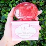 BFC Skincare by Ammie กล่องชมพู BFC Camu White soap สบู่บีเอฟซี คามู ไวท์ โซฟ สบู่หน้าเงา ลดฝ้า กระ 70 กรัม/ก้อน