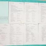 ►ครูหญิง◄ TH 5133 วิชาภาษาไทย ท้าดวลชวนมาทำโจทย์ ปี 60 Full Set + ชีทในคอร์ส 7 ชุด เน้นฝึกทำโจทย์ มีสรุปเนื้อหากระชับสั้นๆ ก่อนตะลุยโจทย์ทั้งเล่ม จดครบเกือบทั้งเล่ม ชีทในคอร์สมีอีก 7 ชุด ประกอบด้วยโจทย์หลักภาษา 6 ชุด + รวมแบบทดสอบวรรณคดีวิจักษ์ชั้น ม.3 อี