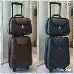 กระเป๋าเดินทางล้อลาก Roma polo ลิขสิทธิ์แท้ set 2 ใบ (ส่งฟรีธรรมดา) / ems. Set ละ 180 บ.