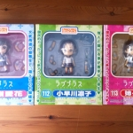 Nendoroid Loveplus set (Manaka, Rinko, Nene)