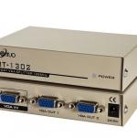ตัวแยกสัญญาณ VGA 2 ช่อง ( MT 1502 2 port VGA Splitter )