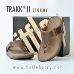 **พร้อมส่ง** FitFlop Trakk II : Stormy : Size US 8 / EU 41