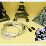 สายหูฟังเกรดพรีเมี่ยม Plug Shure (MMCX)