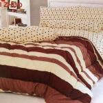 ชุดผ้าปูที่นอนเกรด A ขนาด 6 ฟุต 6 ชิ้น (ส่งฟรี)