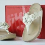 SALE > US 8 fitflop Fleur : Urban White : Size US 8 / EU 39