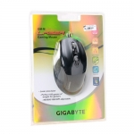 USB Laser Mouse GIGABYTE (GM-M6880) Gaming Black