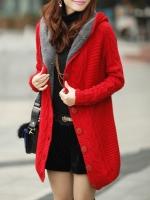Pre-Order:สินค้านำเข้า>เสื้อถักคลุมกันหนาว (มีให้เลือก5สี)