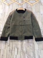 ขายส่ง:เสื้อคลุมแจ็คเก็ตเก๋ๆผ้าสักกะหราดนิ่มใส่กันหนาวได้/อก37