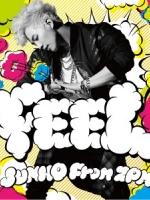 Pre Order / Jun Ho (2PM) - FEEL (Photo Postcard Set+Full-length translate lyrics+First Limited Random Poster+Poster Case Free)
