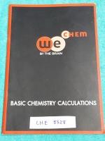►วีเบรน◄ CHE 8328 หนังสือกวดวิชาเคมี ม.4-ม.5 พื้นฐานเคมีคำนวณ มีสรุปสูตรและเนื้อหาภาคคำนวณเคมี อาจารย์มีสอดแทรกเทคนิคลัด และหลักการคำนวณทีละ Step และมีเน้นจุดที่ควรท่องจำ จดครบเกือบทั้งเล่ม จดละเอียด หนังสือพิมพ์สีทั้งเล่มน่าอ่าน หนังสือมีขนาด 16.9 * 24.8