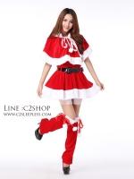ขายชุดคริสต์มาสหญิงแฟชั่นใส่ออกงานไปปาร์ตี้หรือออกงานอีเว้นท์ ช่วงเทศกาลปีใหม่