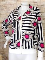 จัดราคาพิเศษรับหนาว:เสื้อคลุมแจ็คเก็ตแขนยาวซิปหน้า/อก40
