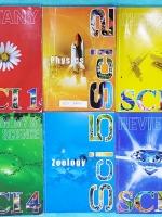►อ.บิ๊ก◄ BIG 690V หนังสือเรียนพิเศษ อ.บิ๊ก เซ็ท 6 เล่ม SCI 1-6 วิทยาศาสตร์ ม.ต้น เนื้อหาคลอบคลุมทุกวิชาทั้งฟิสิกส์ เคมี ชีวะ วิทย์กาย โลก ดาราศาสตร์ ระดับชั้น ม.1-2-3 จดครบเกือบทั้งเล่มทุกเล่ม จดละเอียด ตั้งใจเรียน ส่วนใหญ่จดด้วยปากกาสีสวยงาม บางหน้าจดด้ว