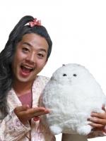 Pre Order / ตุ๊กตาแมว JANA นำเข้าจากเกาหลี