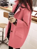 Pre-Order:สินค้านำเข้า>เสื้อคลุมกันหนาว (มีให้เลือก3สี)