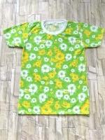 ส่ง:เสื้อยืดคอกลมลายดอกสดใส/อก35