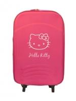 พร้อมส่ง / กระเป๋าเดินทาง  hello kitty มีสีชมพู