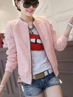 Pre-Order:สินค้านำเข้า>เสื้อแจ็คเก็ตคลุม (มีให้เลือก4สี)