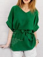 Pre:สินค้าจีนนำเข้า:เสื้อ (มี4สี:ตาล,เทา,เขียว,กรม)