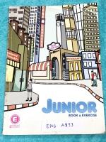 ►ครูพี่แนน Enconcept◄ ENG A833 หนังสือเรียนพิเศษวิชาภาษาอังกฤษ ม.ต้น Junior Book & Exercise จดครบเกือบทั้งเล่ม จดละเอียด มีเทคนิคลัดในการจำหลักไวยากรณ์เยอะมาก มีกฎเหล็กที่ควรจำ มีสรุปแกรมม่าไวยากรณ์ต่างๆครบทุกบทในระดับชั้น ม.ต้น คลอบคลุมเนื้อหาตั้งแต่ชั้น