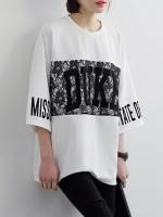 Pre-Order:สินค้านำเข้า>เสื้อยาว (มีให้เลือก2สี)