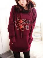 Pre-Order:สินค้านำเข้า>เสื้อกันหนาว (มีให้เลือก3สี)