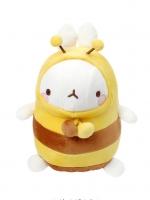 Pre Order / ตุ๊กตา MOLANG honey bee (25 cm)