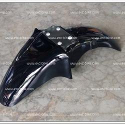 บังโคลนหน้า VR150, TZR150 สีดำ