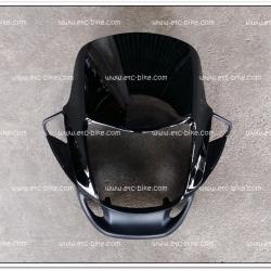 หน้ากาก TENA-NEW สีดำ/ดำด้าน
