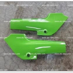 ฝากระเป๋า KR150 เก่า สีเขียวตอง