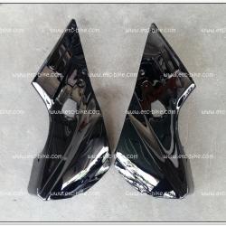 หน้ากากหน้า VR150 สีดำ