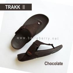 **พร้อมส่ง** FitFlop TRAKK II : Chocolate : Size US 10 / EU 43