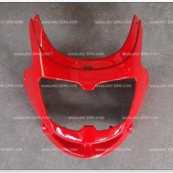 หน้ากาก DASH-NEW-RS สีแดง