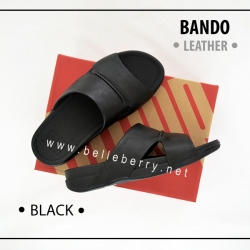 * NEW * FitFlop : BANDO : Black : Size US 10 / EU 43